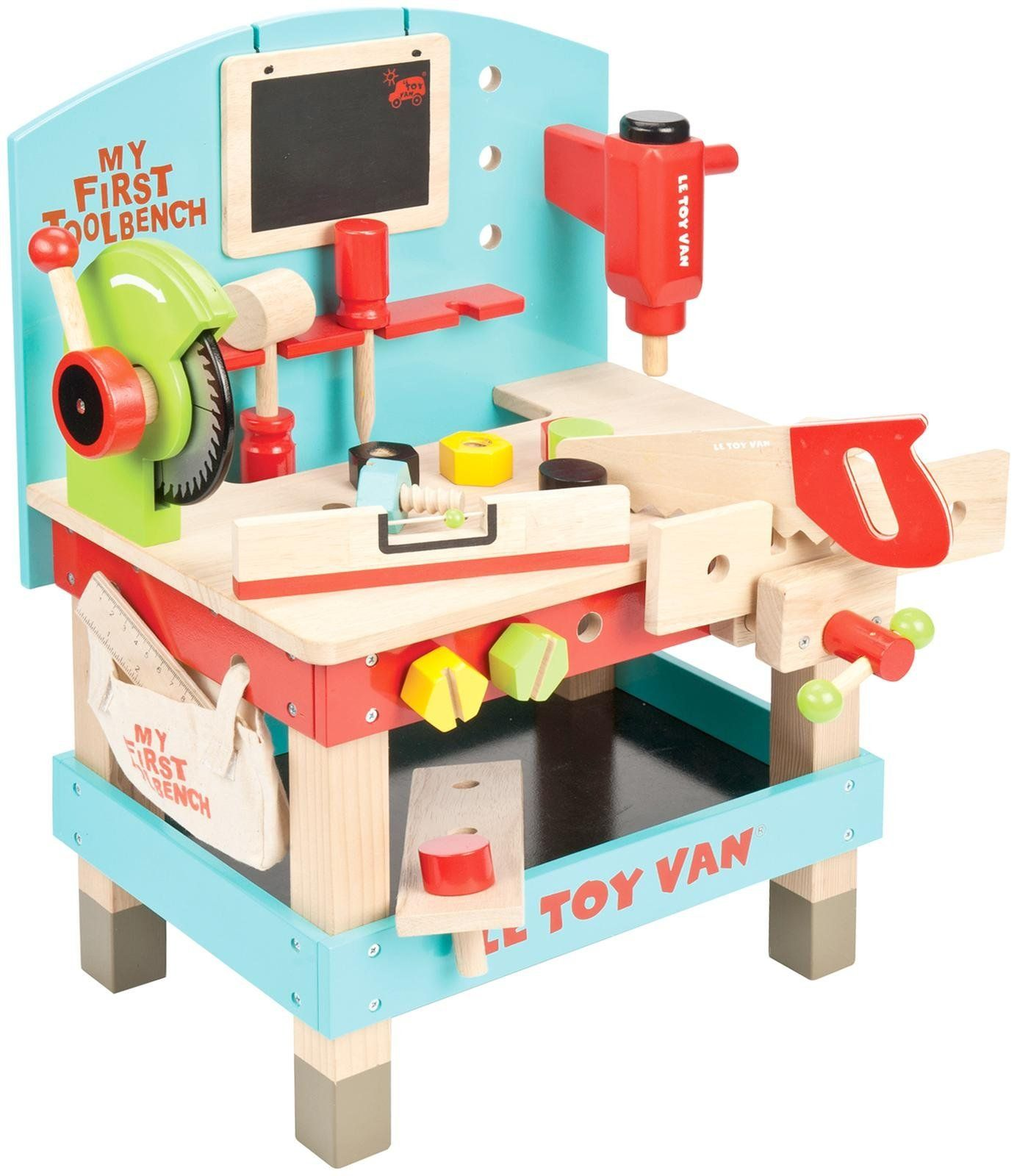 le toy van my first tool bench le toy van my first tool bench - Best Toys Christmas 2014