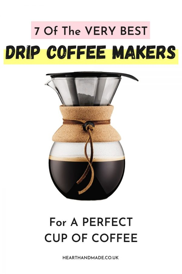 7 Best Drip Coffee Makers for Your Kitchen for 2020 in