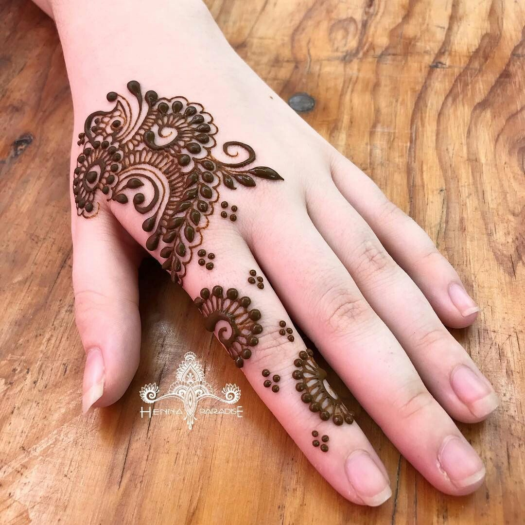 Henna Henna Paradise Mehndi Designs For Hands
