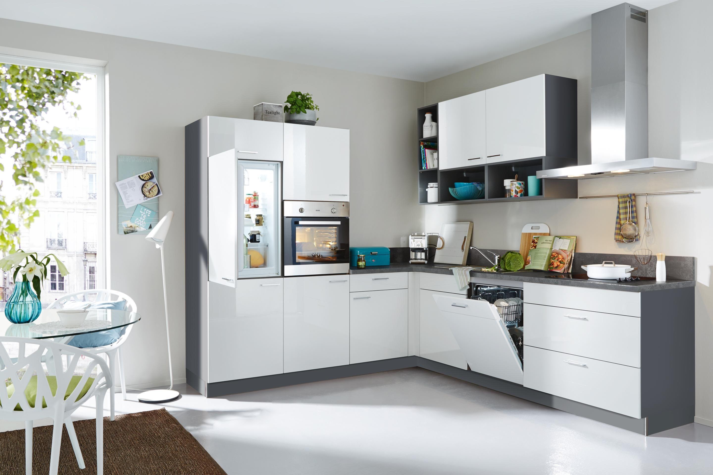 Moderne eckküche modernes haus