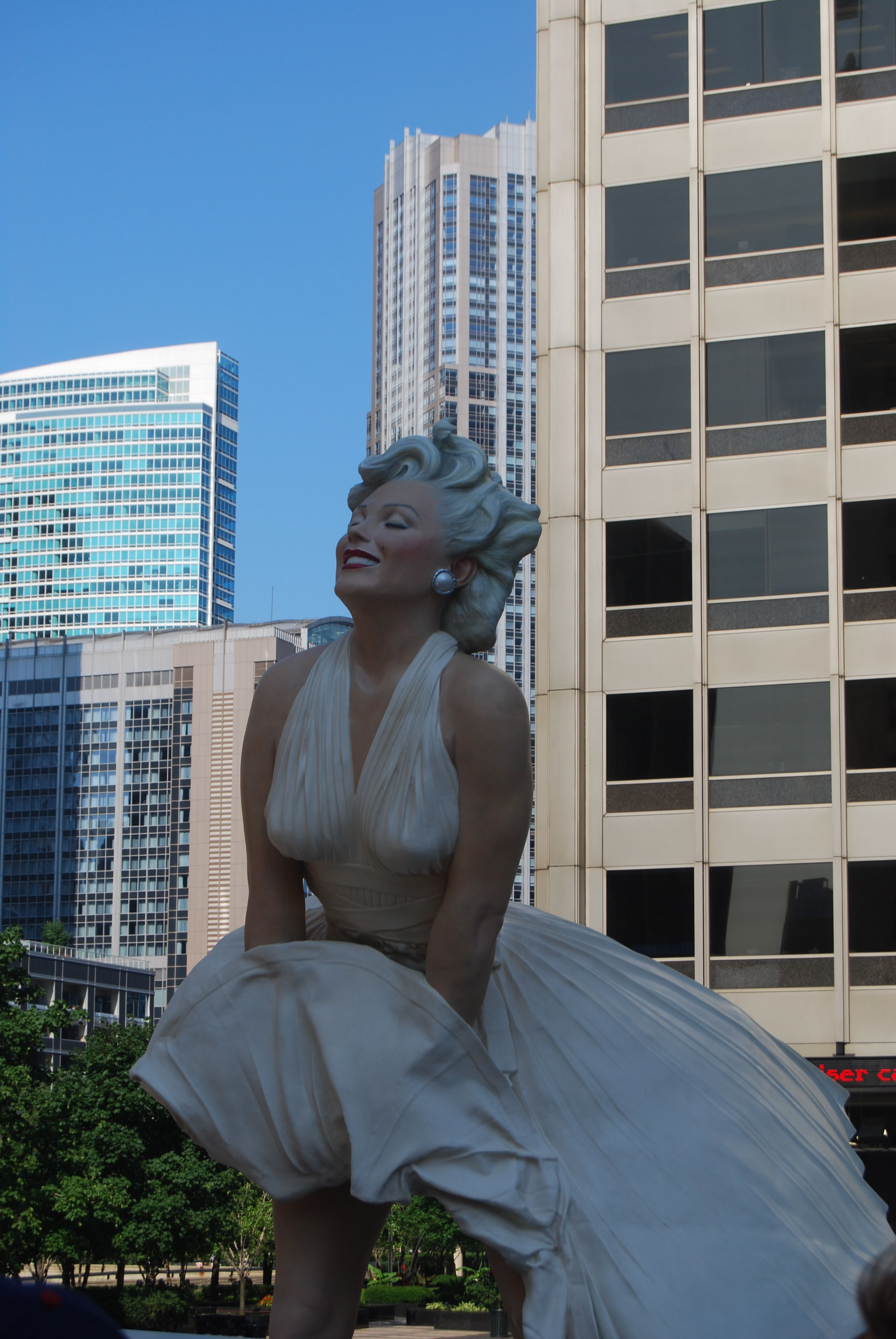 Marilyn, Chicago, USA