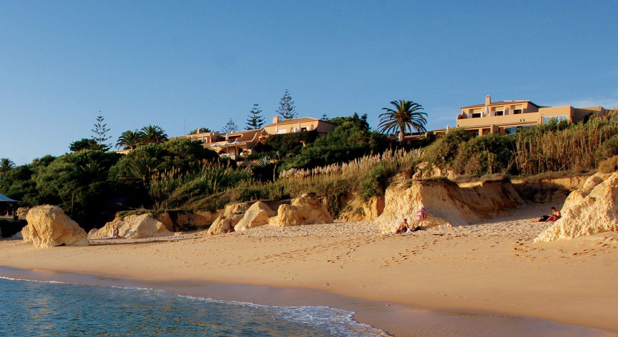 Vila Joya, Praia da Galé, Albufeira, Portugal Urlaub, Hotels