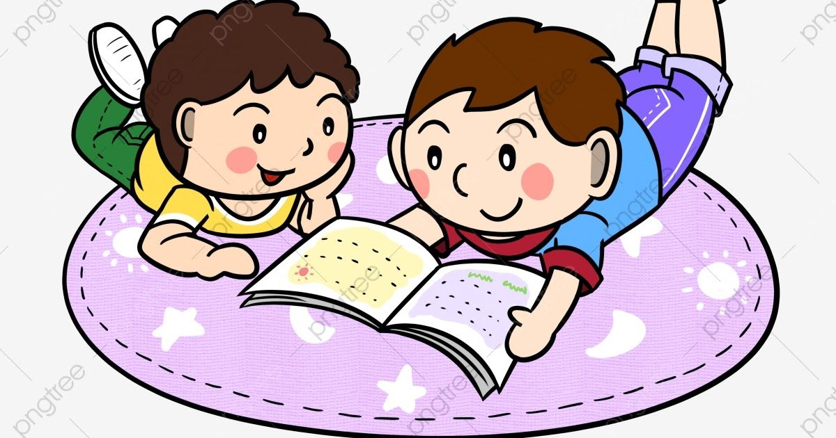 32 Gambar Kartun Budak Tadika