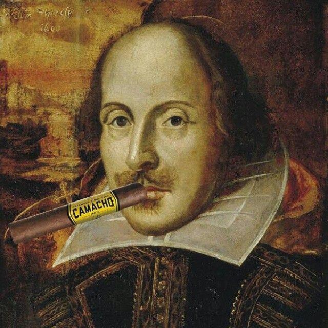 Happy 450th birthday, #WilliamShakespeare. Get thou @Camacho Cigars on! #cigaroftheday #cigarenthusiasts #cigaraddict #cigaraficionado #cigarstyle #cigarsociety #cigarsmoker #cigartime #cigars #cigarlife #cigarians #cigarjunkie #cigarnation #cigarenvy #cigarsnob #nowsmoking #stogies #botl #sotl
