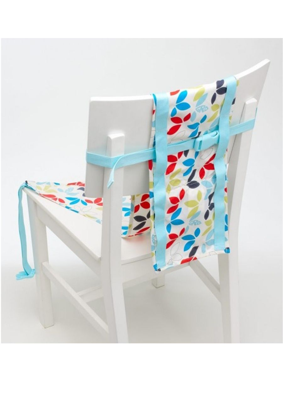 DIY Portable cloth seat to tie on adult chair for baby! | Sewing for ...