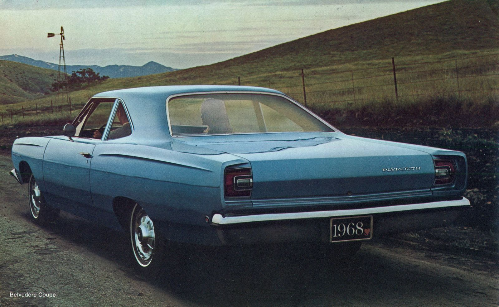 1968 Plymouth Belvedere 2 Door Coupe Vintage Car Ads And Signs 69 Fury Radiator Hot Cars Dodge Muscle