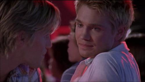 """What'd you tell Peyton I said Derek?"" Lucas One tree"