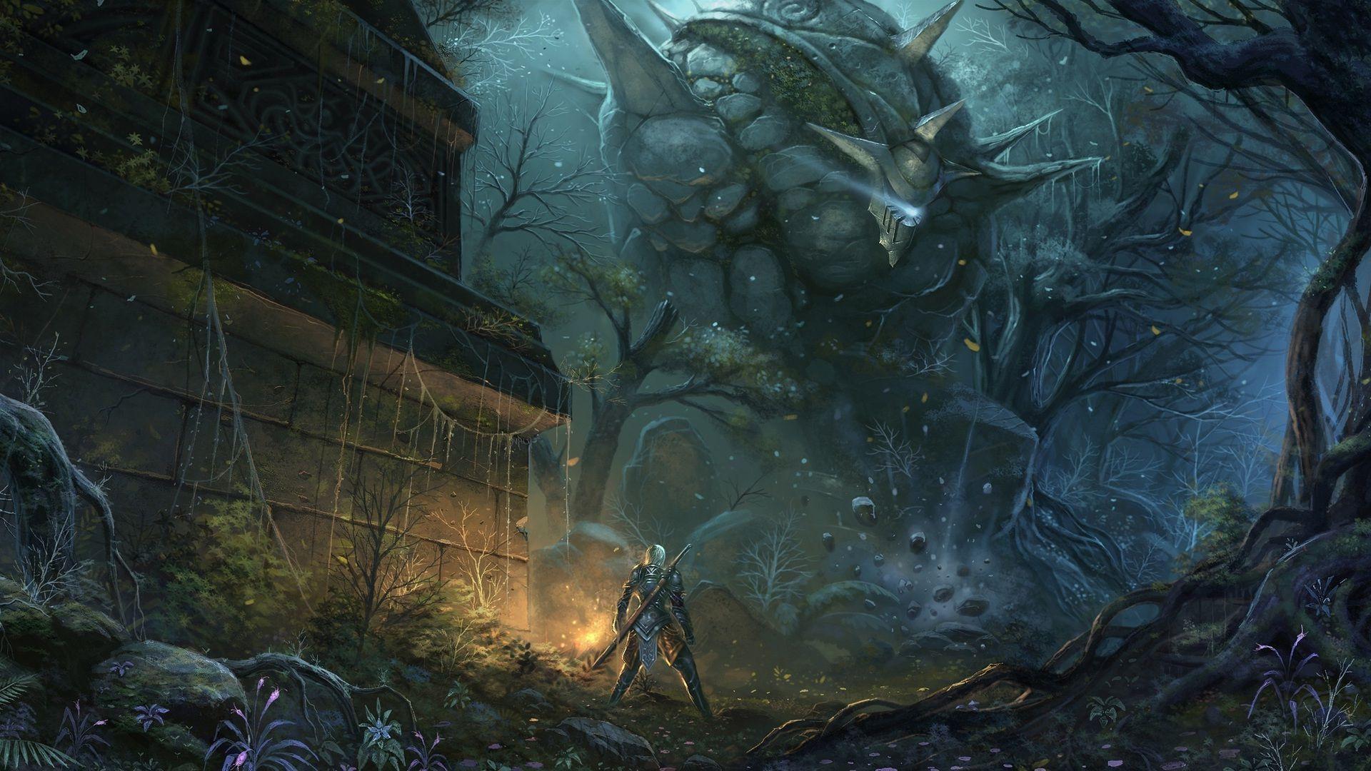 Giant Monster Wallpaper Part 3 Fantasy Pictures Digital Art Fantasy Fantasy Art Fantasy giants wallpapers fantasy