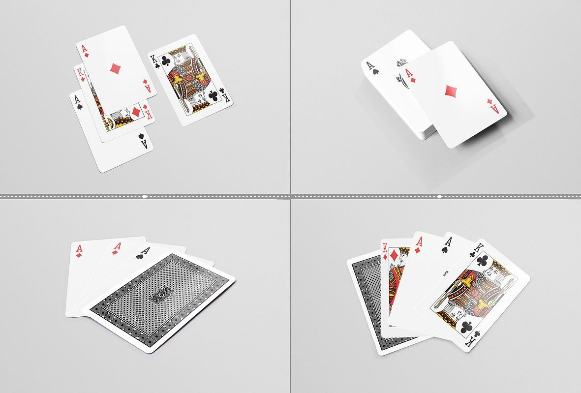 Playing Cards Mock Ups Playing Card Box Cards Free Card Games