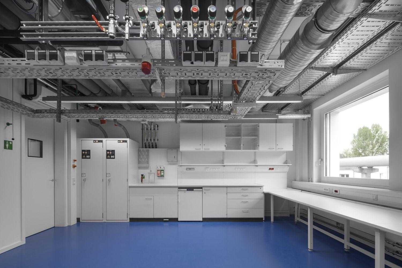 Gallery of tropos laboratory modules schulz und schulz