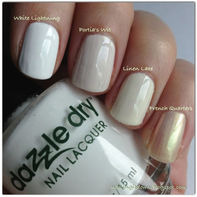 Pin On Dazzle Dry Color Swatches