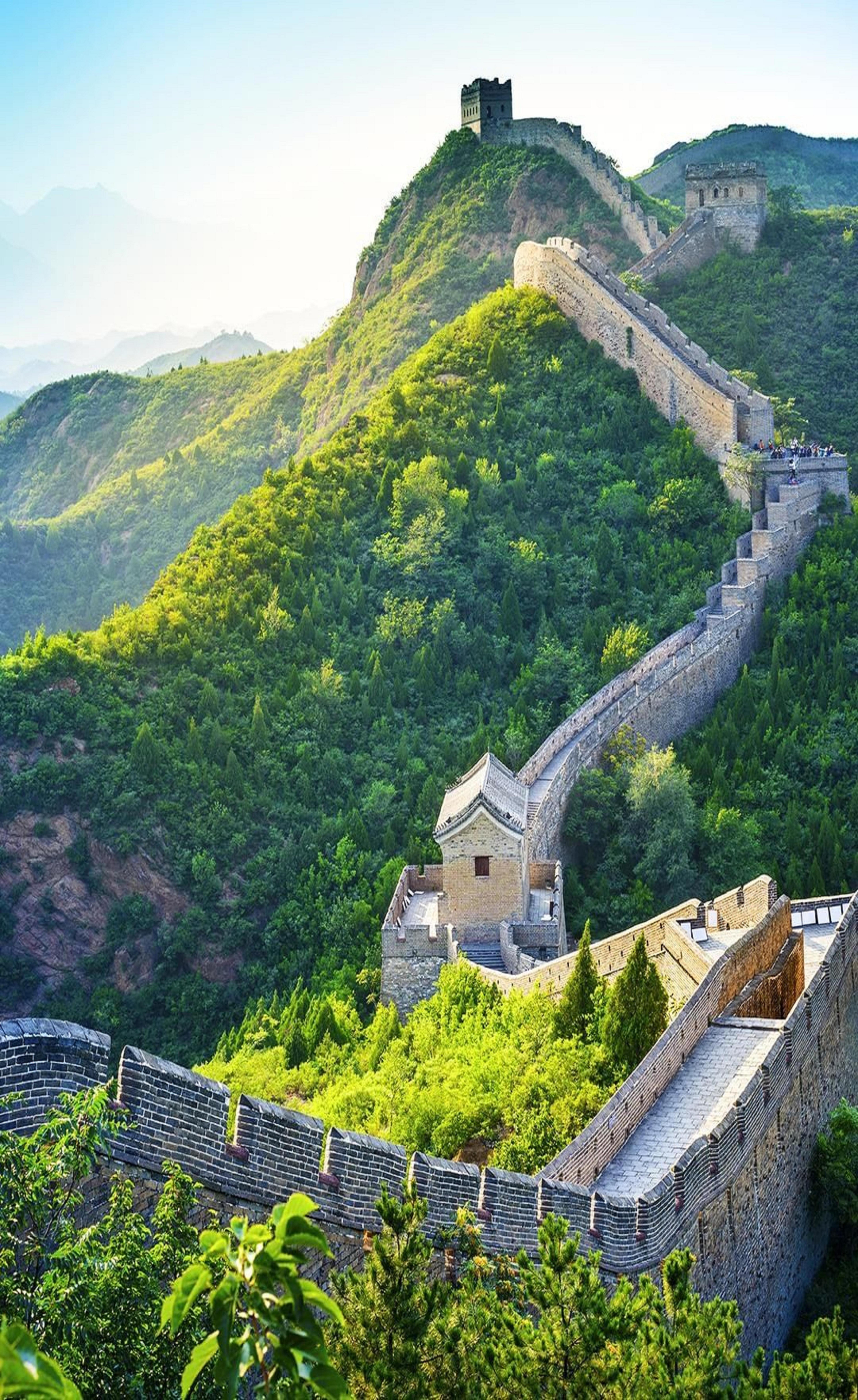 great wall of china grande muralha da china lugares bonitos on the great wall of china id=67411