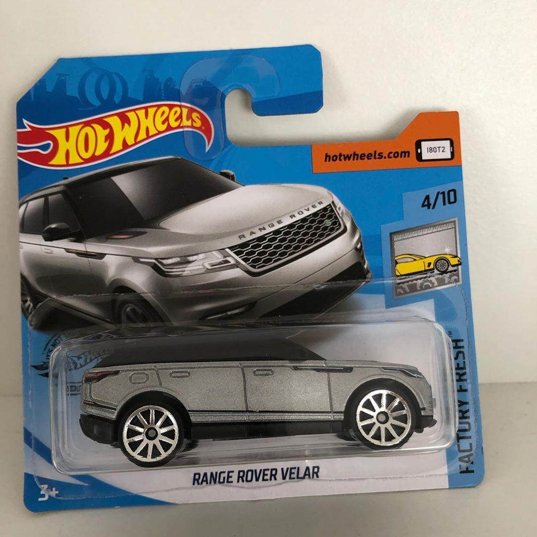 What A Nice Range Rover Velar Hotwheels Miniature Cars Collector Love Toy Cars More Nbsp Nbsp Hotwheelsofficial Nbsp Miniature Cars Toy Car Hot Wheels
