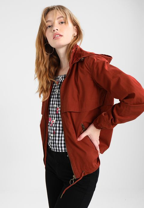 Leichte Jacke red | Coats in 2019 | Leichte jacke, Jacken