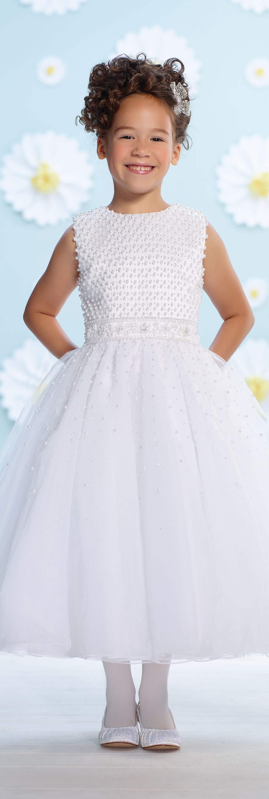 Joan Calabrese Flower Girl Dresses Communion Dresses Communion