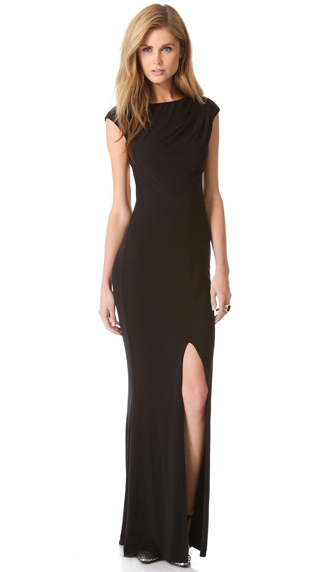 Adriana II Mermaid Maxi Dress