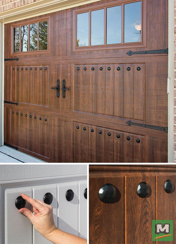 Transform Your Garage Door In Seconds With This Magnetic