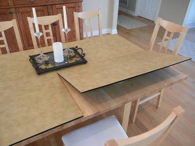 Dining Room Table Pads Custom Awesome Custom Pad  Custom Table Pads  Pinterest Design Decoration