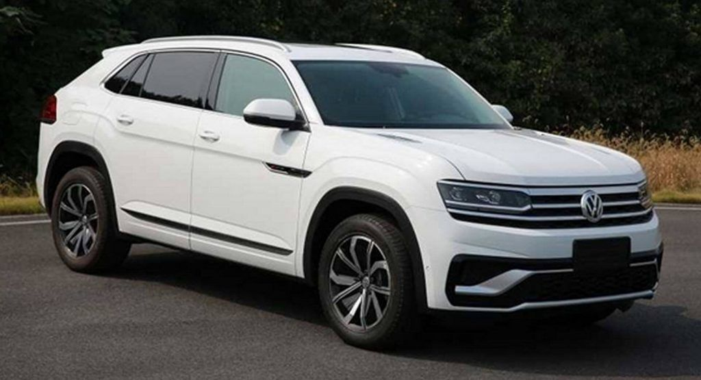 New 2020 Vw Atlas Cross Sport Heres The Production Version Volkswagen Models Volkswagen Volkswagen Car