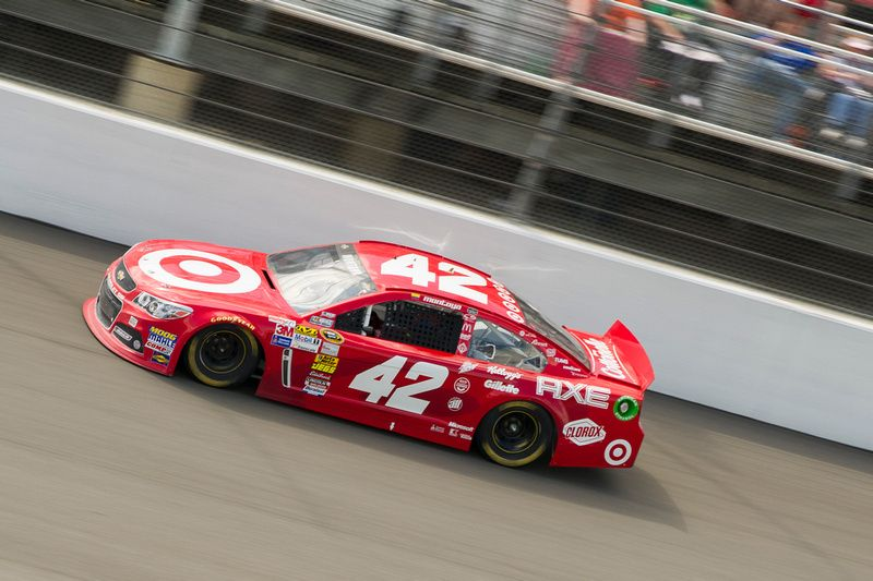 Target 42 Car Since 2006 Jpm Has Enyoed His Time In Nascar Currently Racing For Earnhardt Ganassi Racing Running The 42 Car Racing Toy Car Nascar