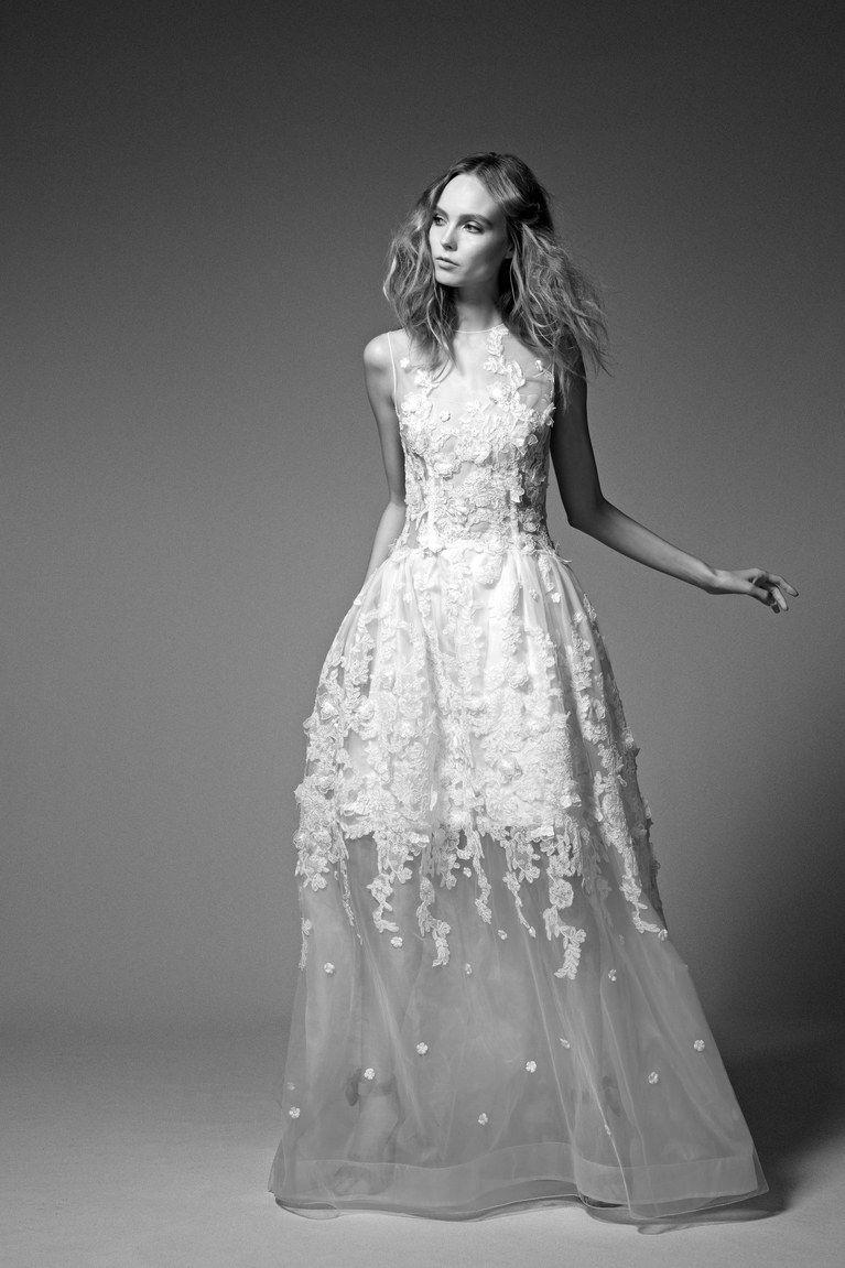 Ceremony Dresses Fall Wedding Elizabeth Fillmore Dress Designers Designer