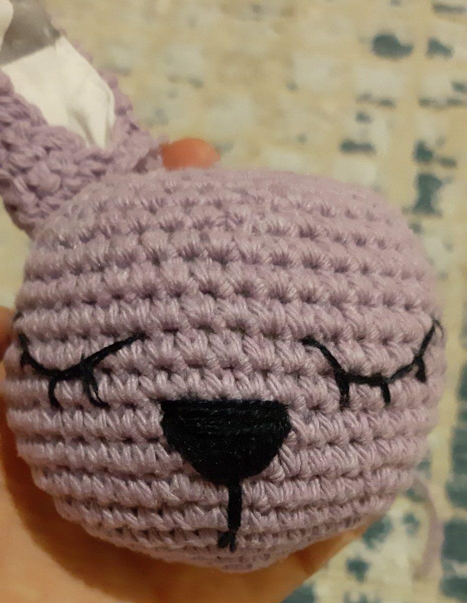 Little Bigfoot Bunny 2014 With Video Tutorial | Tricot et crochet ... | 1200x931