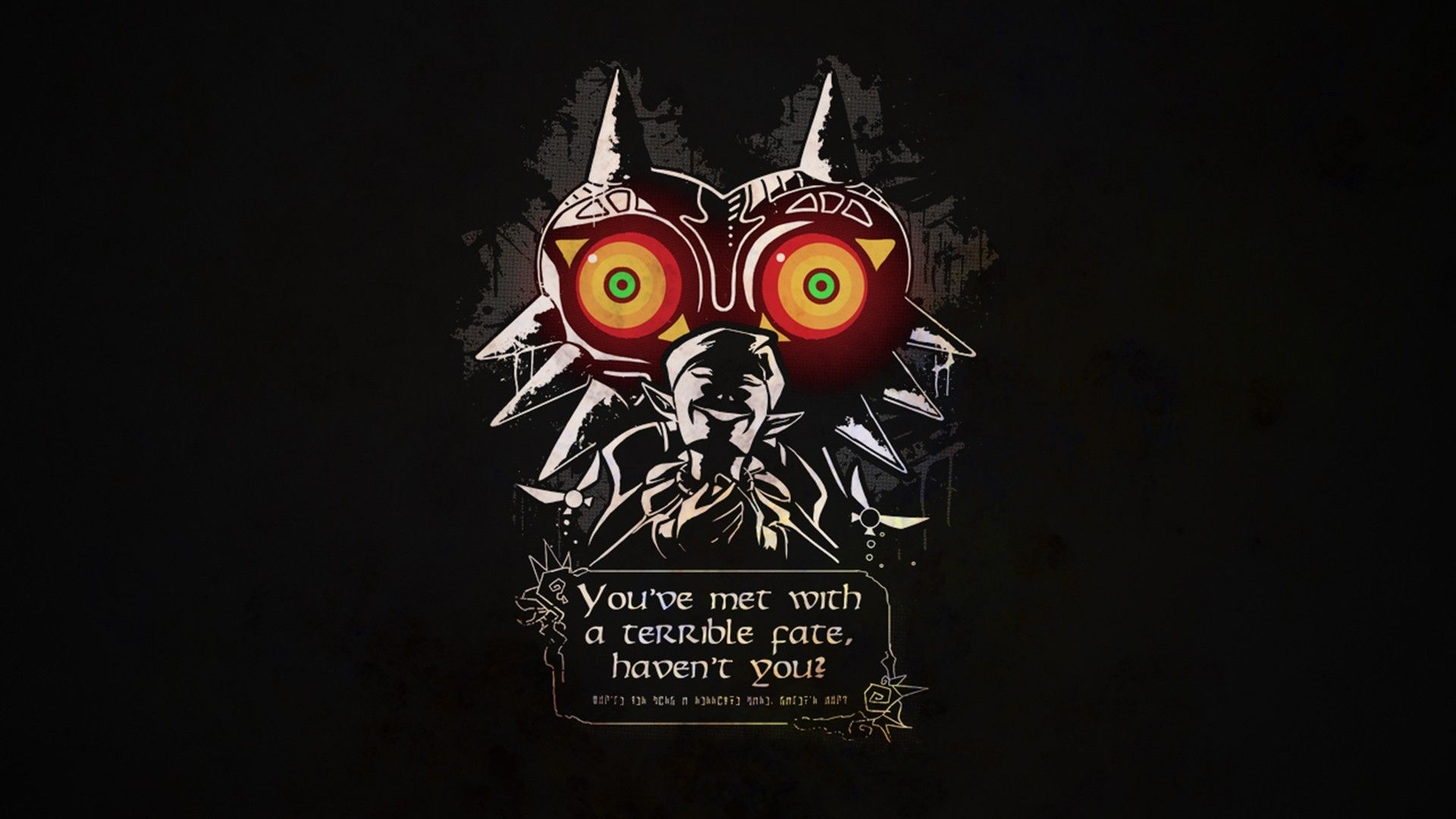 Free Legend Of Zelda Wallpaper Images Majoras Mask Legend Of