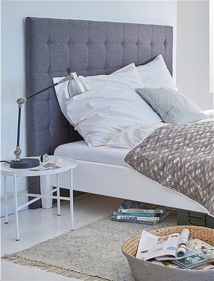 Verwandeln Sie Ihr Bett mit unserem Betthaupt in ein tolles ...