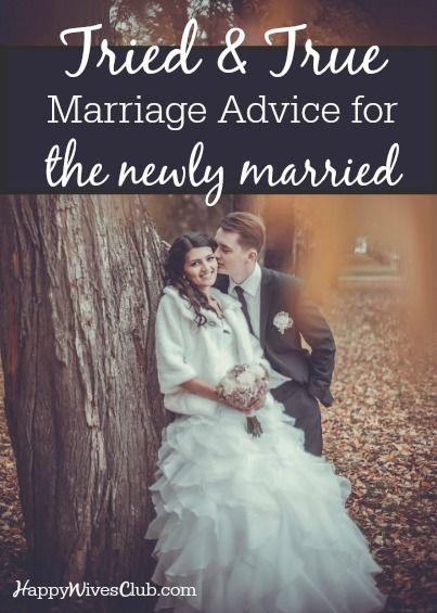 Newly married advice