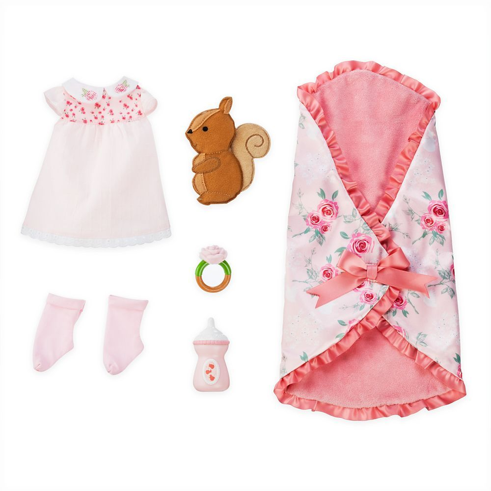 Disney Animators Collection Aurora Jacket for Girls Pink