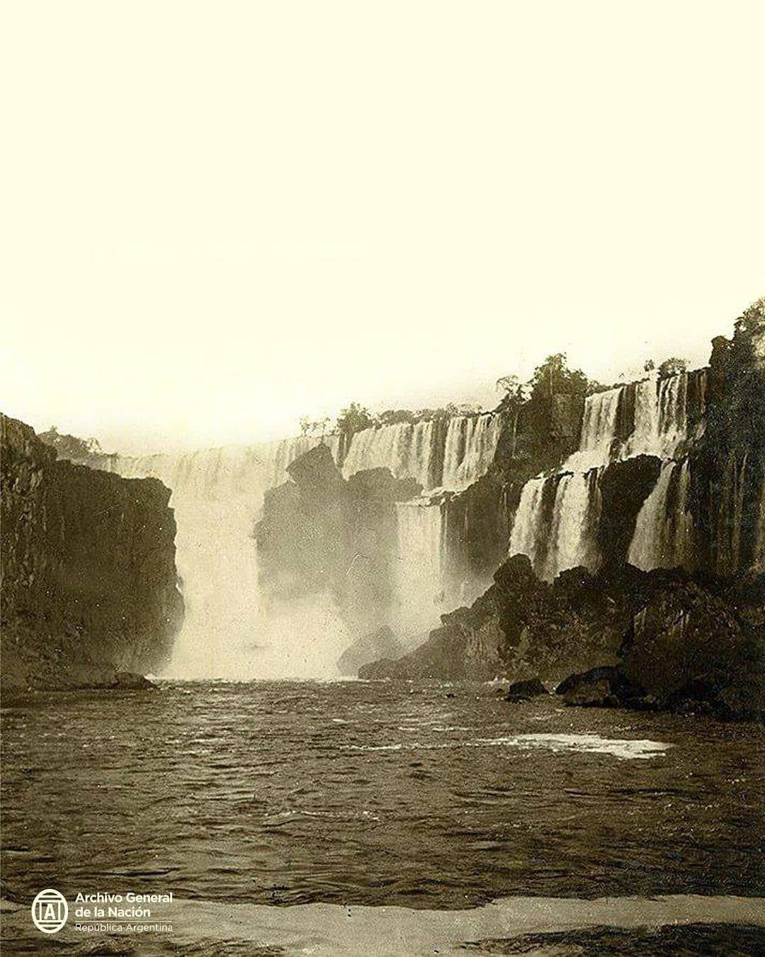 Cataratas Del Iguazú Misiones Argentina Cataratas Del Iguazú C 1910 Ar Agn Wit01 Sfaa Inv 1487 Catarata Cataratas Del Iguazu Argentina Cataratas