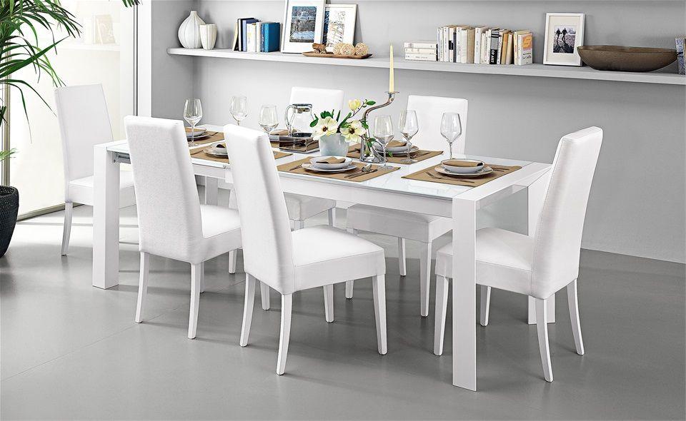 Tavolo e sedia Wood - Mondo Convenienza | Arredamento | Pinterest