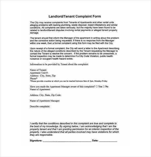 Landlord Letter To Tenant Regarding Repairs | template | Letter