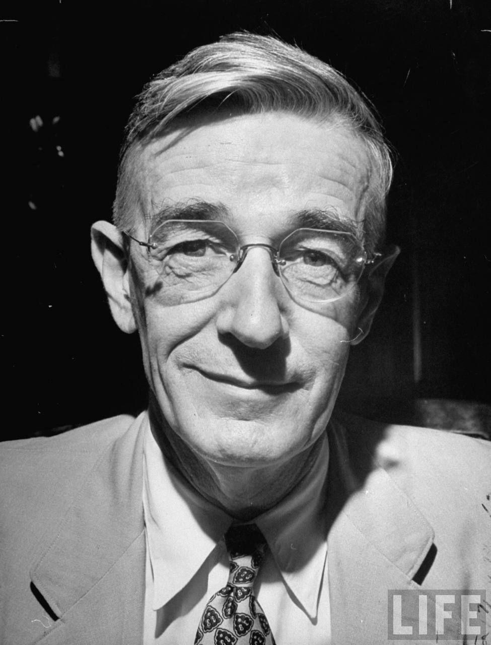 Vannevar Bush.