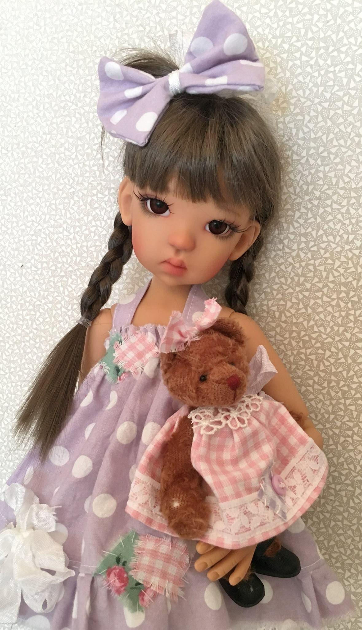 Kaye Wiggs Australian BJD's Ball jointed dolls, Doll