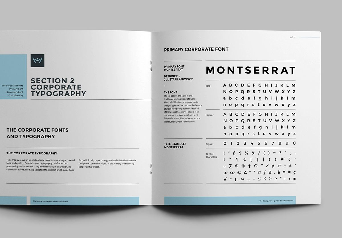 Brand Manual on Behance | Manual | Pinterest
