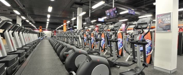 Pin On Our Crunch Gym Facilities