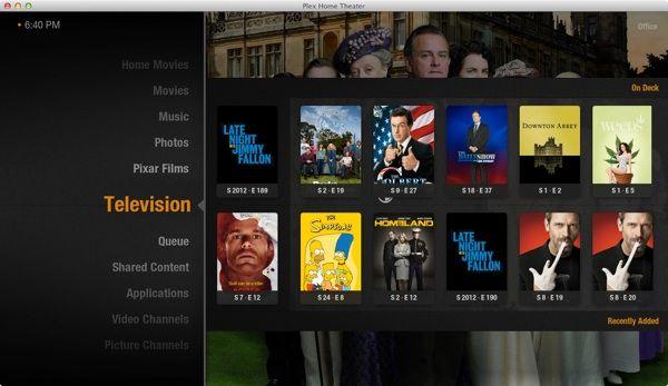 Plex Home Theater intégrera AirPlay Changement de nom