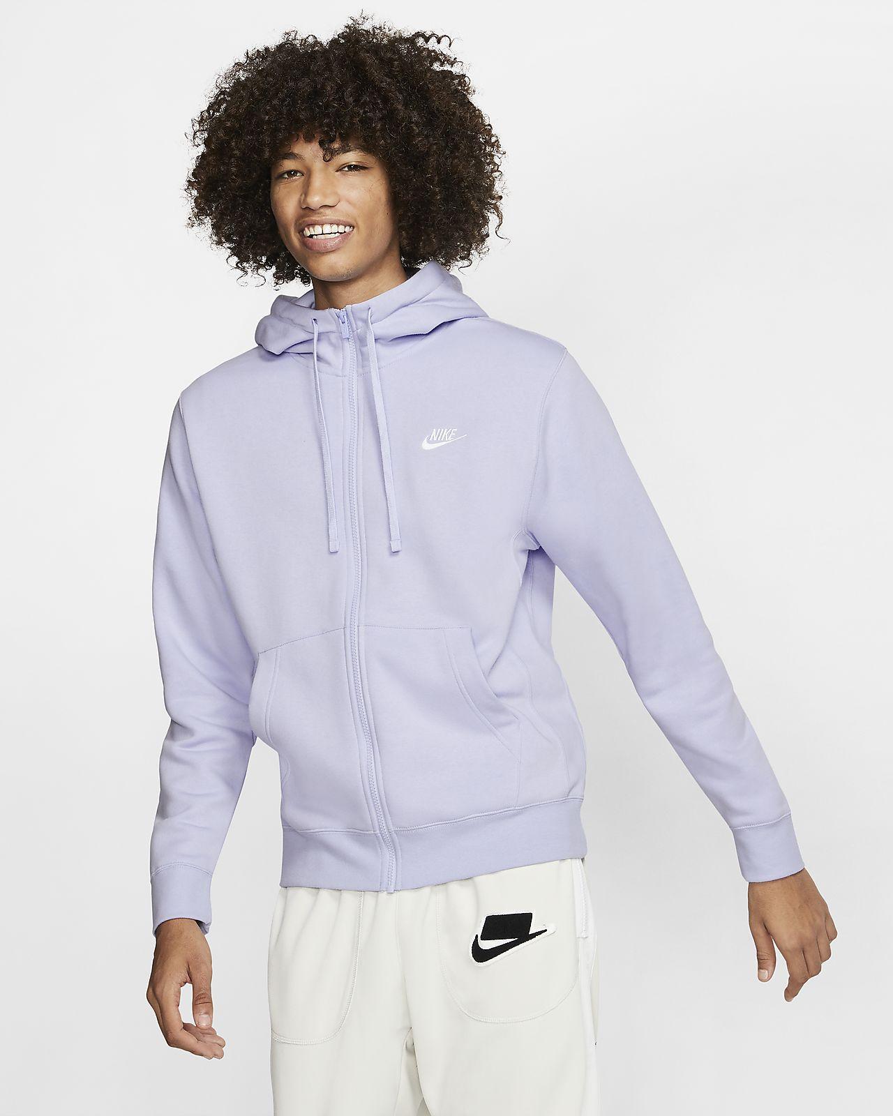 Nike Sportswear Club Fleece Men S Full Zip Hoodie Nike Com In 2021 Nike Fleece Hoodie Hoodies Full Zip Hoodie [ 1600 x 1280 Pixel ]