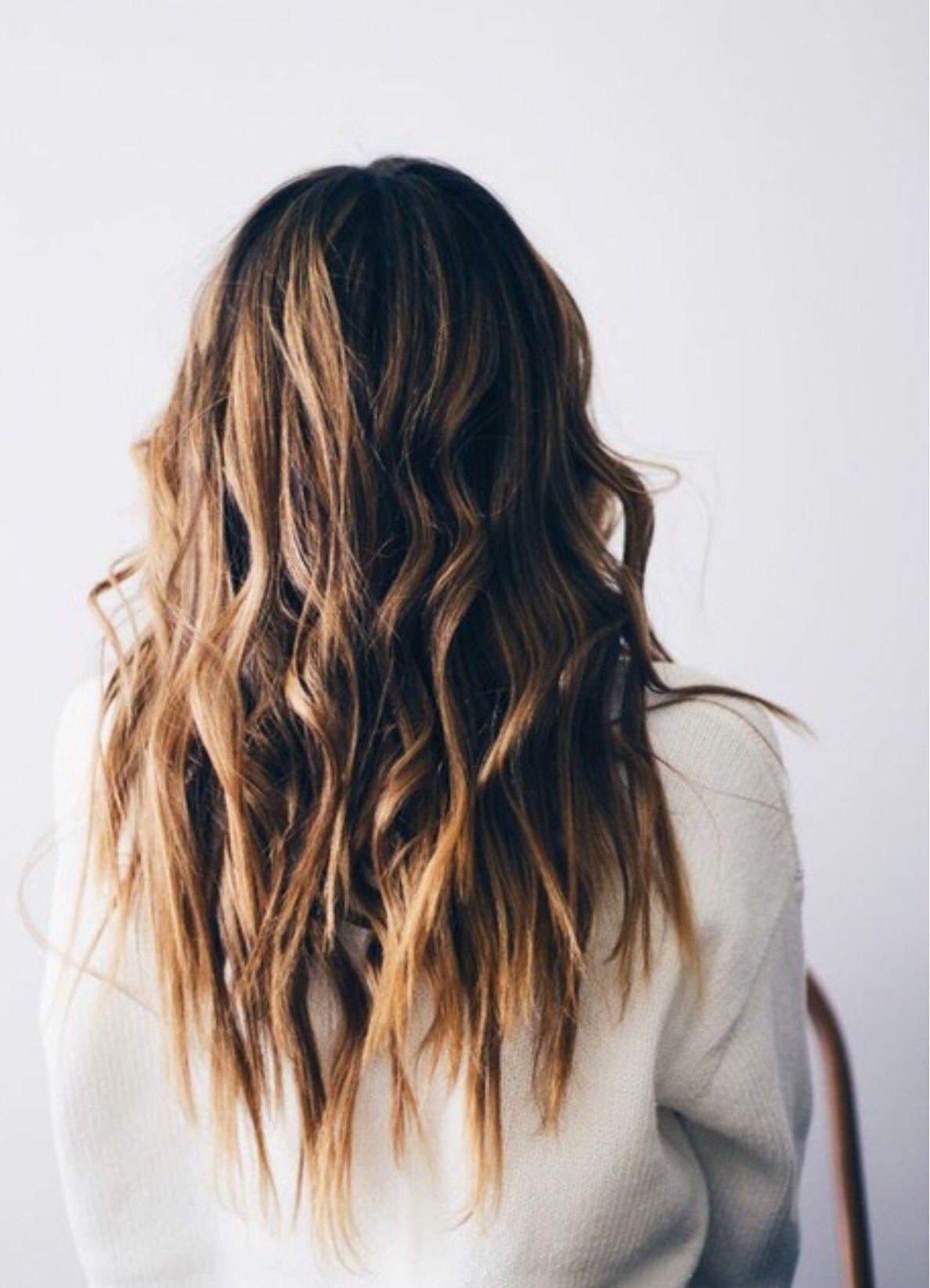 Pin Ghmakes Waves Hair Tutorial Beachy Waves Hair Tutorial