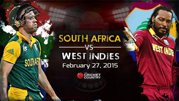 Watch Live South Africa vs West Indies Cricket Match  c74d12c4a