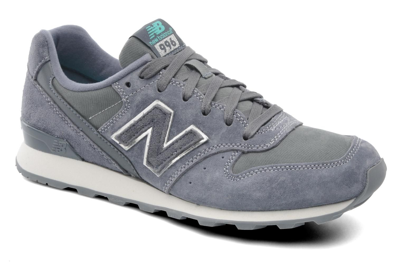 new balance mujer wr996 gris