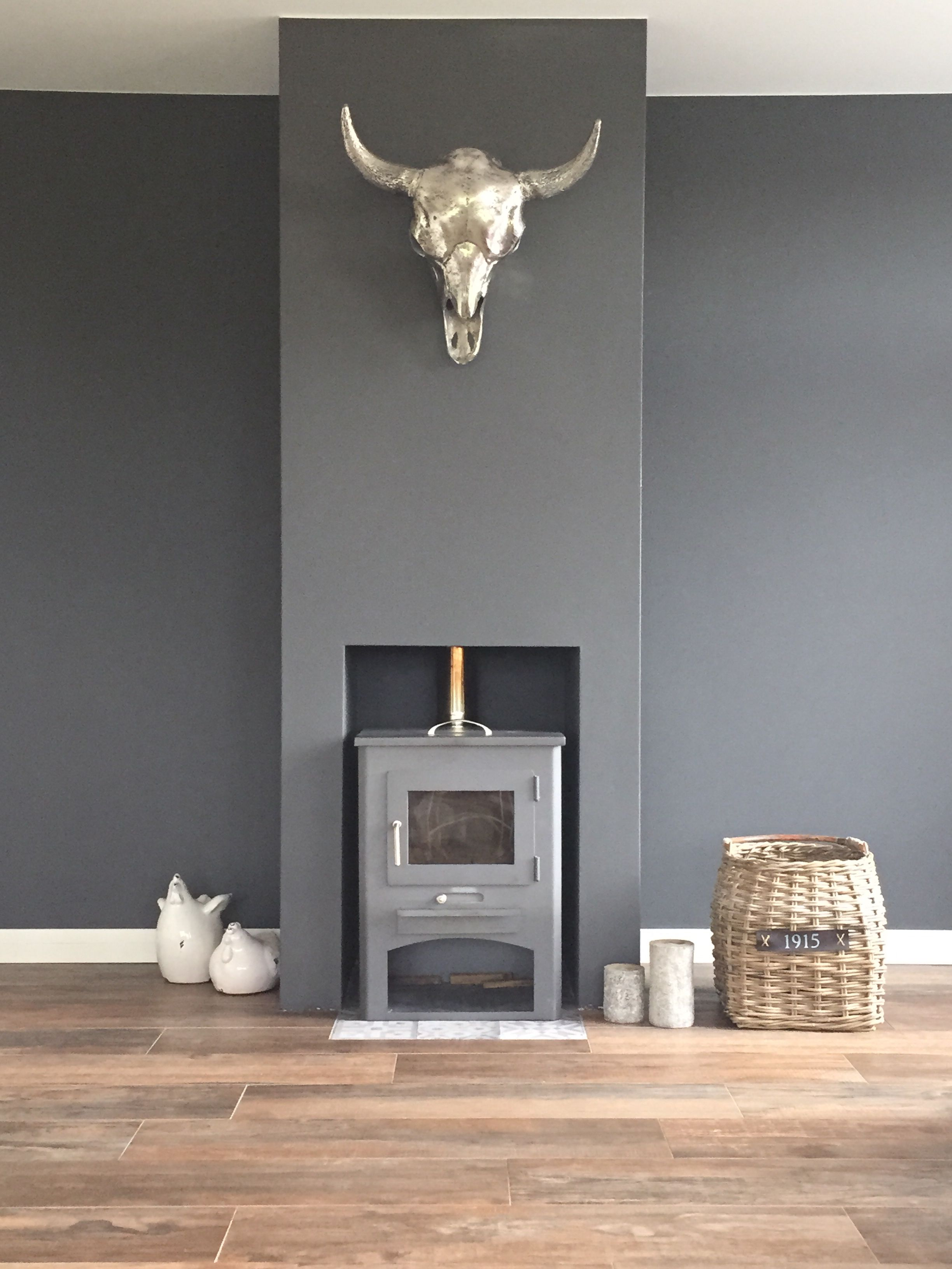 Flexa Industrial Grey.10 Awesome Accent Wall Ideas Can You Try At Home Living