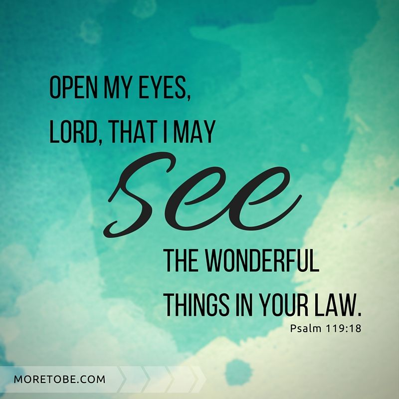 Image result for LORD THAT I MAY SEE""