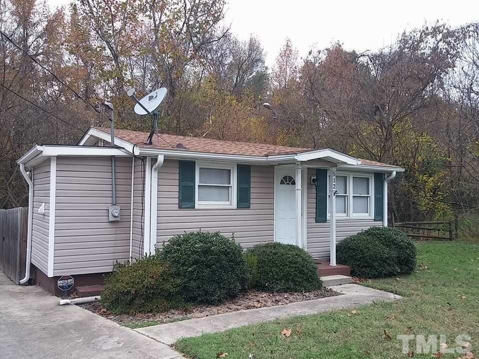 Property 512 E Elm Street Graham Nc 27253 Mls