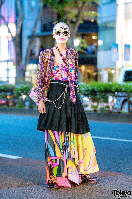 Designer Bangle Street Style Black Bronze Vintage style Wave Style Avant Garde