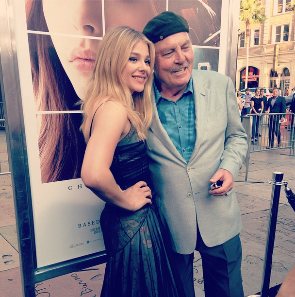 Mia and Gramps! | If I Stay Premiere