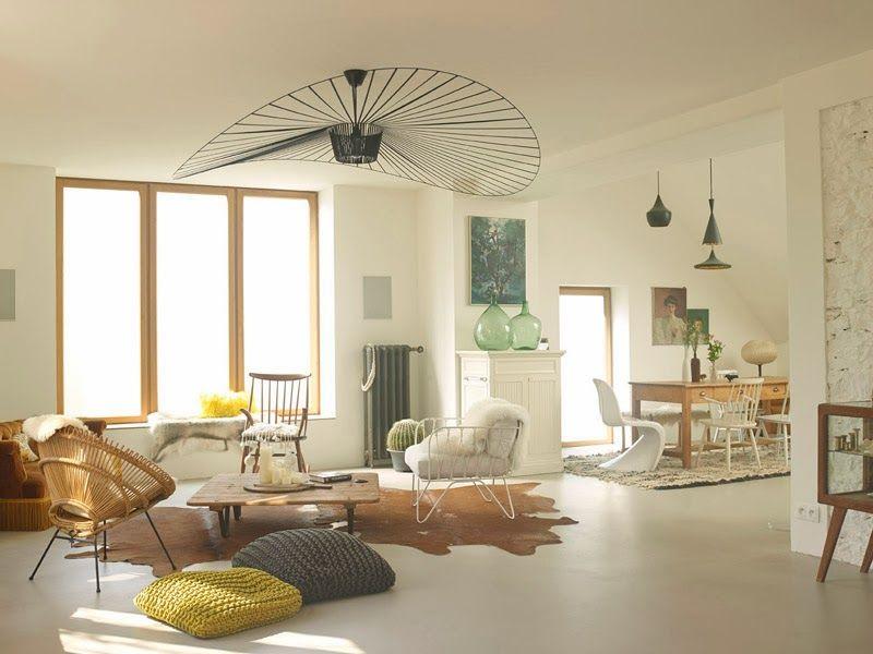 Assez Suspension Vertigo L - D200 cm - Blanc | Vertigo, Salons and Interiors OY88