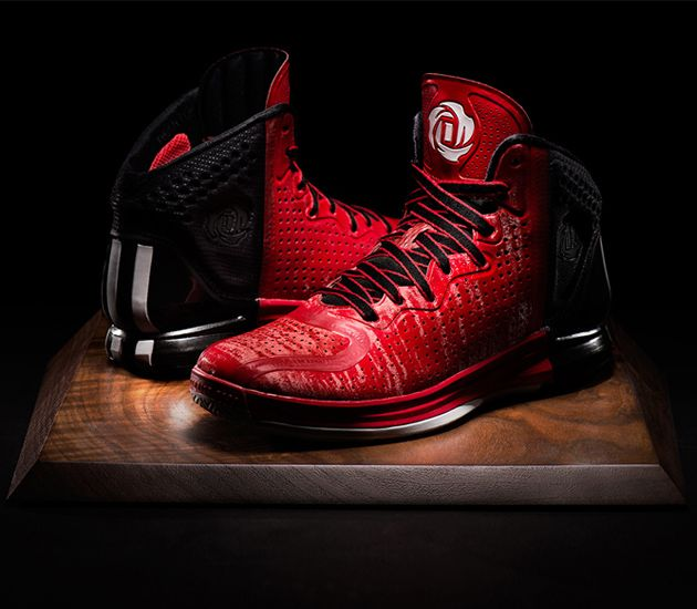 sports shoes f98d9 17982 adidas D Rose 4-Brenda