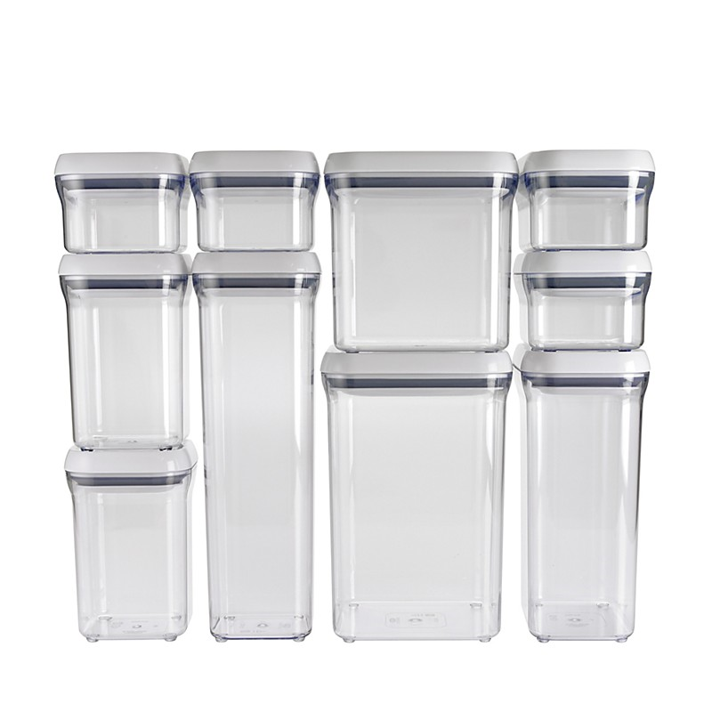 99.99$  Buy now - http://virkh.justgood.pw/vig/item.php?t=hax3txv9109 - OXO 10 piece POP Container Set 99.99$